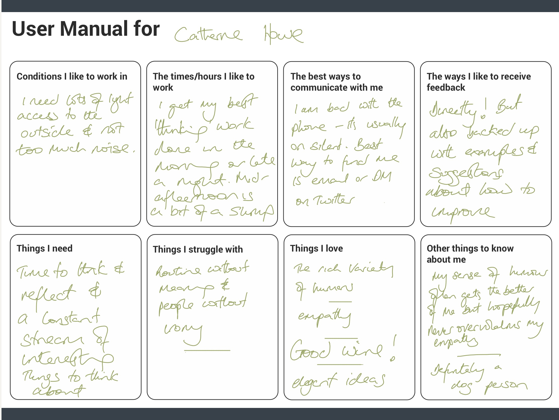 User manual august 2018