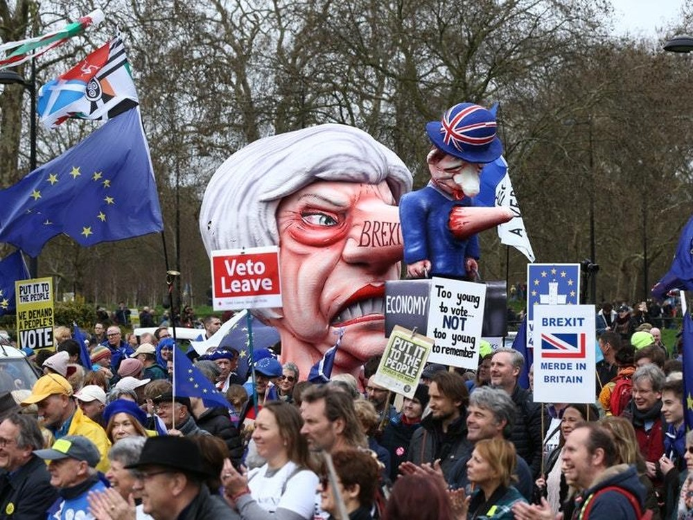 https://www.shropshirestar.com/news/uk-news/2019/03/23/demonstrators-head-to-london-to-demand-second-brexit-referendum/